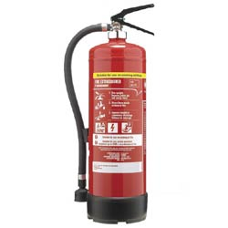 6lt Premium Chemical Class Fire Extinguisher